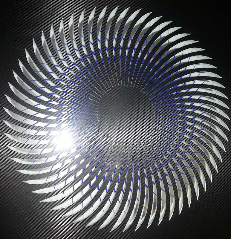 Nautilus-negro-azul-geometricarte-carlos-marcano-3