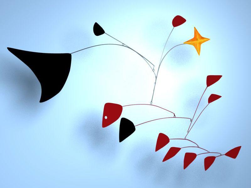 Alexander-Calder-movil-cinetismo-geometricarte