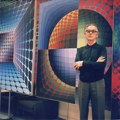arte cinetico victor-vasarely-cinetismo-geometricarte