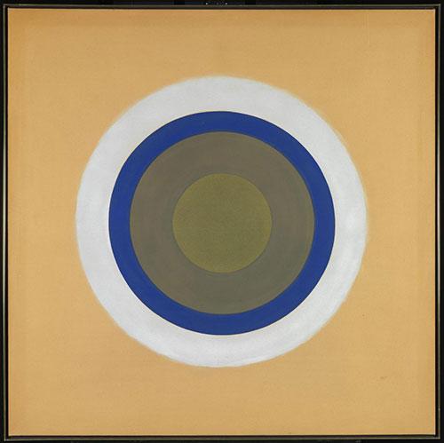 Kenneth-Noland-gift-1961-geometricarte-op-art