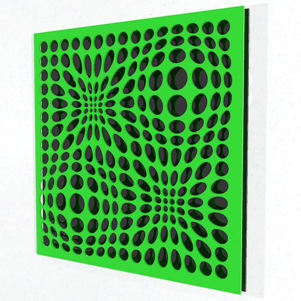 In & Out_Green_black-geometricarte-carlos-marcano