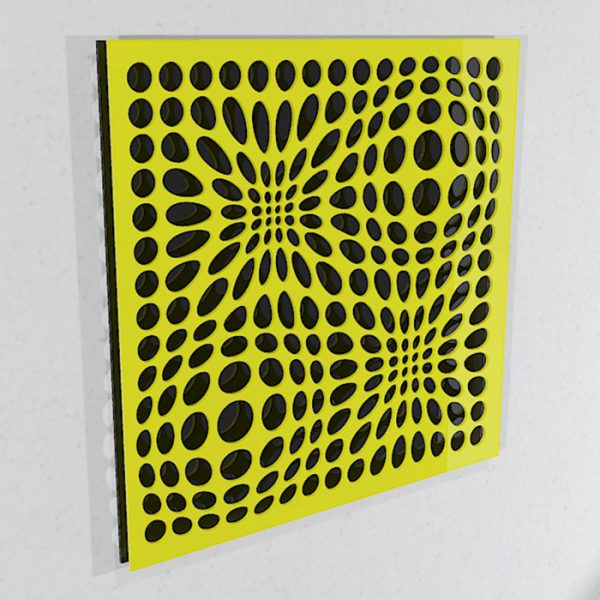 In & Out_Yellow_black geometricarte carlos marcano