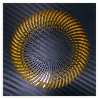 nautilus-Black-yellow-geomericarte-1-carlos-marcano